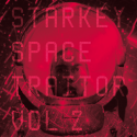 Starkey - Space Traitor Vol. 2 Sleeve
