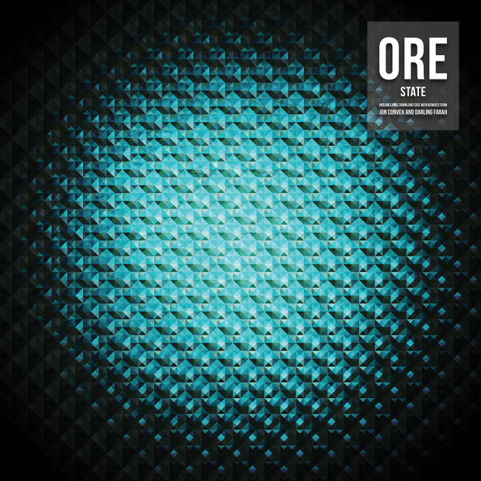 Ore - State Sleeve