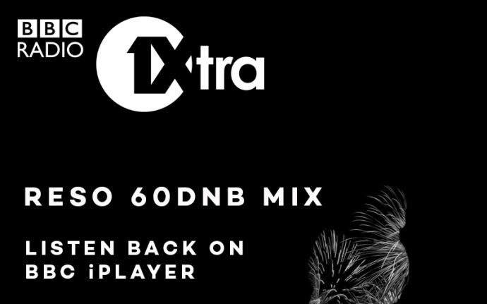 Mix: Reso for BBC 1xtra 60mins DnB